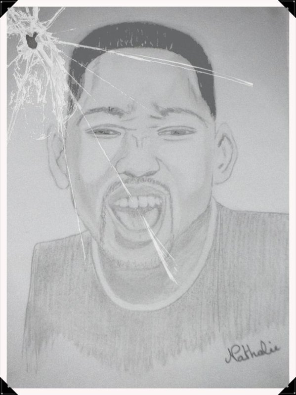 Portrait  Will Smith !