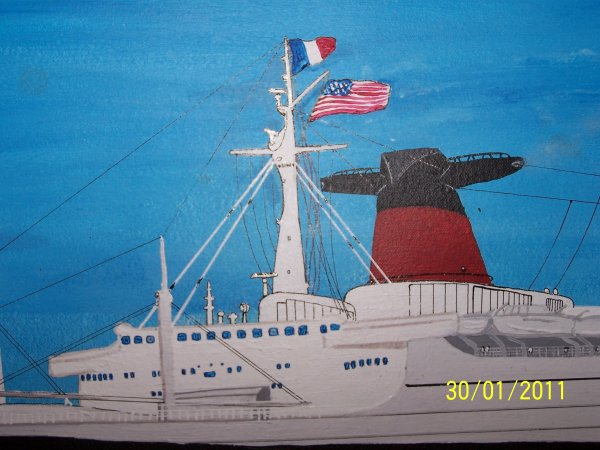Voici une mis à jours que du SS France