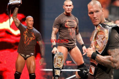 World Wrestling Entertainment Match