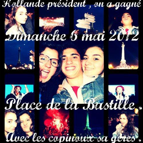 Hollande président !!!