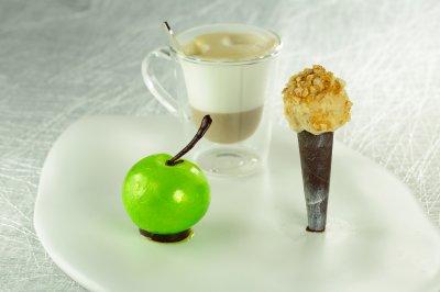 Concours Nespresso (mignardise)