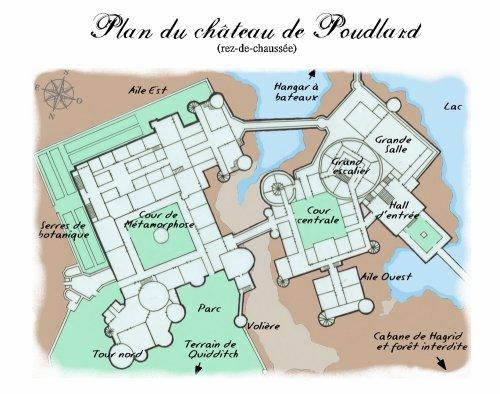 Poudlard dans tous ses états : Localisation , Histoire...