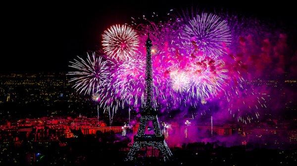 Bonne Année à tous !! =D