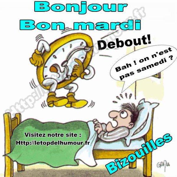 A VOUS ET TOUTES,BON MARDI !!!!!!