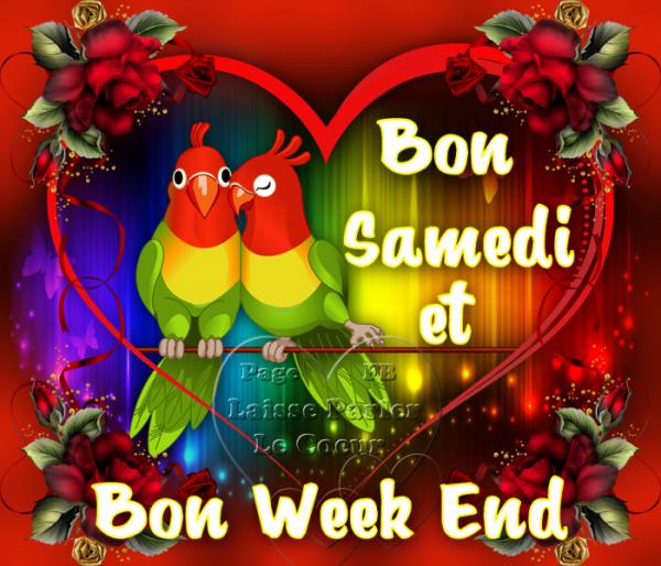 A VOUS TOUS,ET TOUTES BON WEEK-END,ET BON SAMEDI !!!!!!!!!