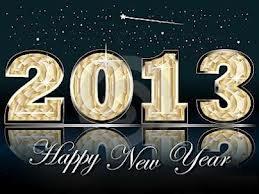 meilleurs voeux a tous pour2013