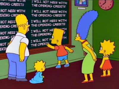 L'Ecole de Spingfield, Quelques images... Puis je vous montre tous les personnages de l'école de Springfield et quelques élèves.