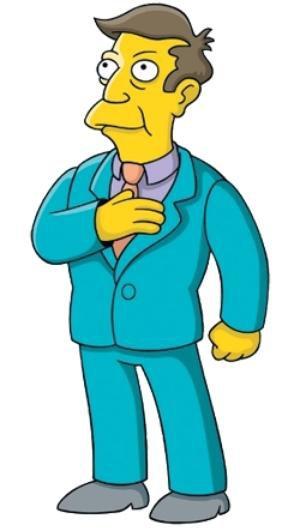 Administration de l'école élémentaire de Springfield/ Seymour Skinner.