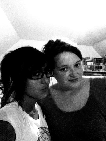moi & cousine <3