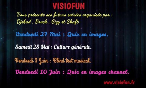Bon dimanche tout le monde . ;) http://www.visiofun.fr/