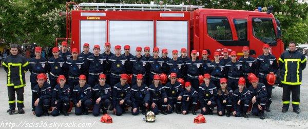 Les JSP (Jeunes Sapeurs Pompiers)