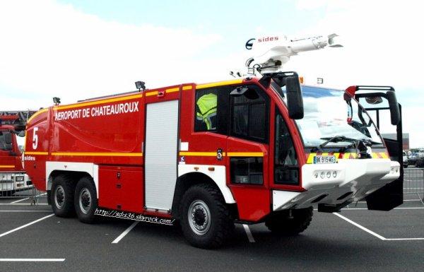 Congrès départemental des sapeurs-pompiers 2013