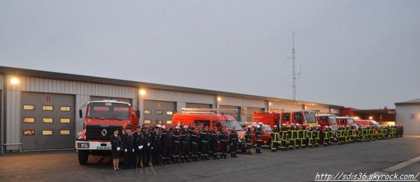 Inauguration du nouveau CSP Buzançais