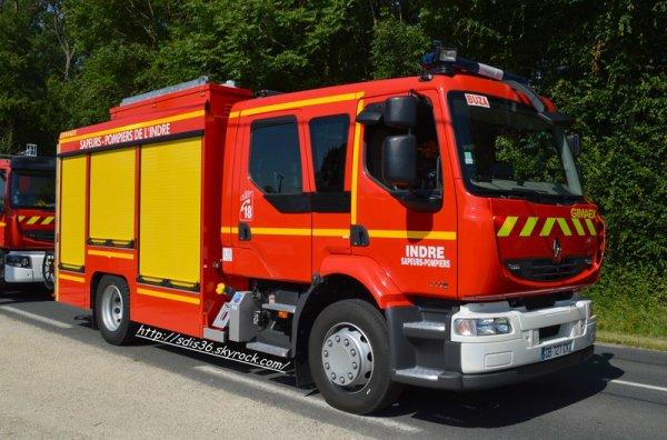 Congrès départemental des sapeurs-pompiers 2014