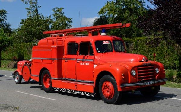 Congrès départemental des sapeurs-pompiers 2014 (suite)