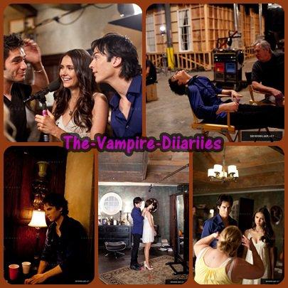 Des image et des vidéo de la saison 3 :)
