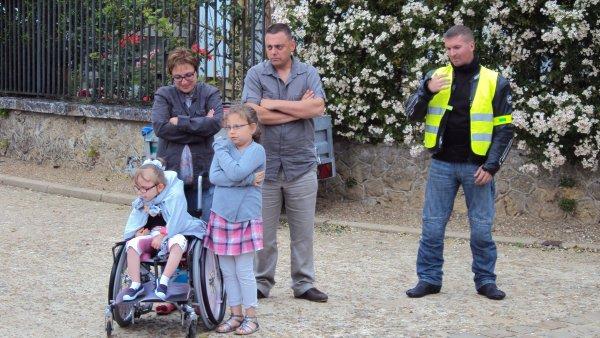 balade de charitè 24 juin 2012 pour la petite margot......................superbe journèe