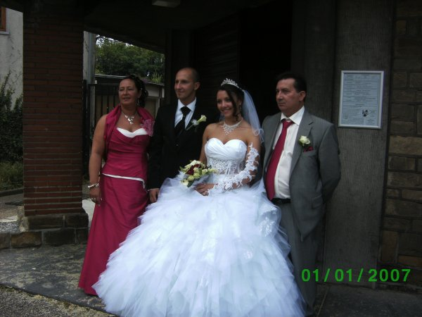 $) notre mariage
