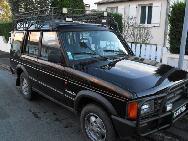 LAND ROVER DISCOVERY 200TDI CountrySide