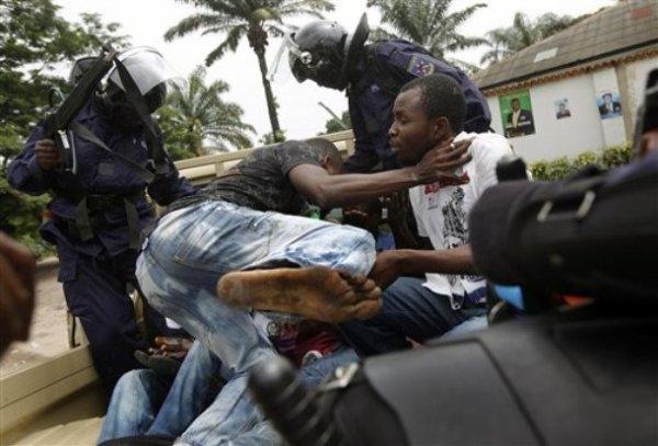 Kinshasa : Jeunes et enfants exécutés par la police congolaise