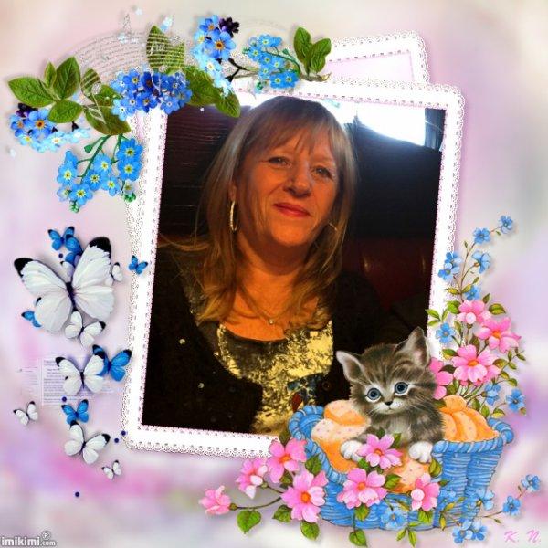 Je vous souhaite une agréable semaine! Pour moi demain une belle journée mon anniversaire!  bisous! Ginette!