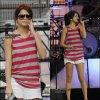 Hier notre belle Selena Gomez se préparer pour les MMVA