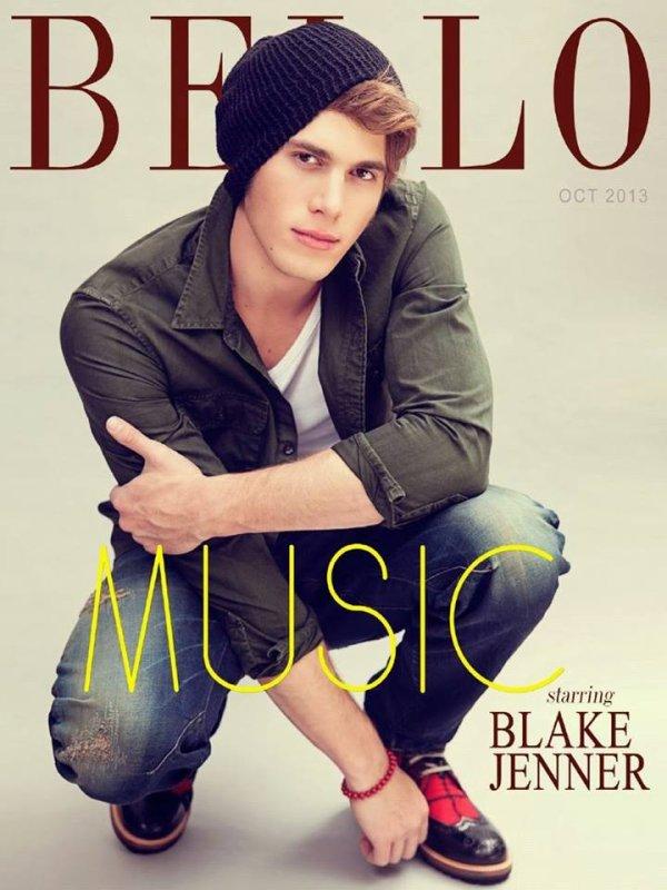 ANNIVERSAIRE BLAKE JENNER ♥ !!!