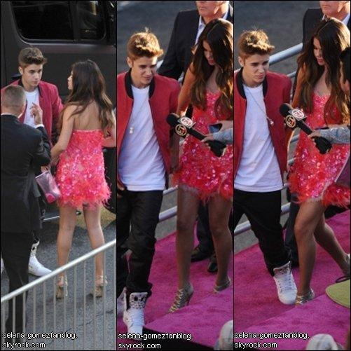 """Selena à la première de """"Part Of Me 3D"""""""