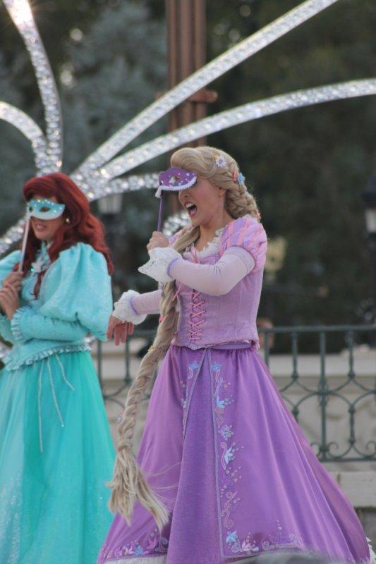 Ariel et raiponce