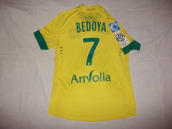 Saison 2014 - 2015 : Maillot porté par Alejandro Bedoya à Caen.