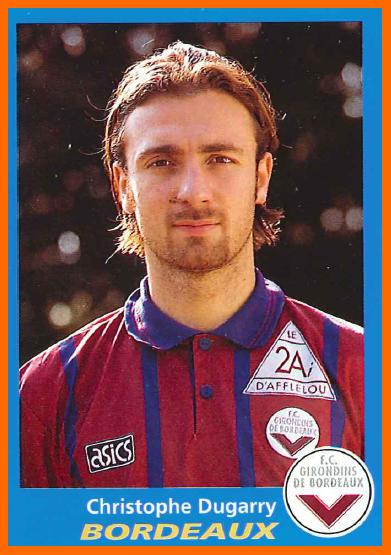 Anciens grands attaquants des Girondins depuis 1998