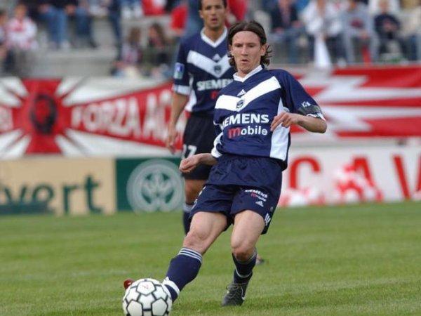 Anciens grands milieux des Girondins depuis 1998