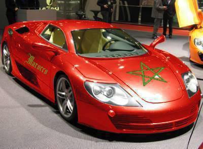 Le Maroc !!!