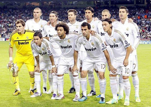 Real Madrid ! <3