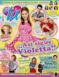 couverture d'un magazine