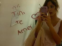message miroir