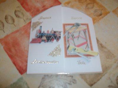 carte pour 2 occasions fête des p