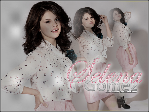 .  WWW.MariSelli-Gomez.Skyrock.Com  Ta source sur Selena Gomez .