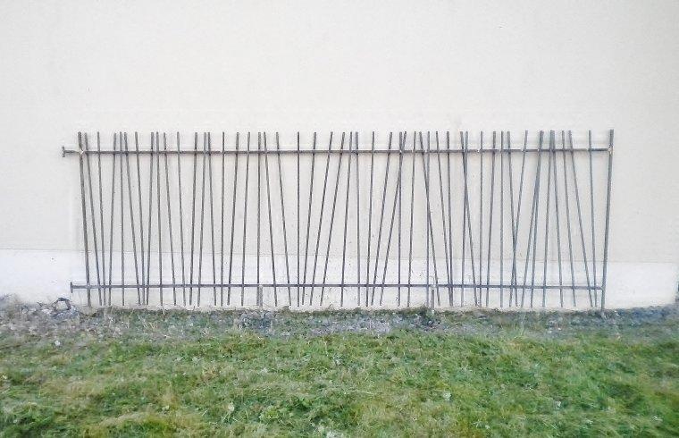 grille de securit fenetre sur mesure fer forge jbf ferronnerie nouveau site si dessous. Black Bedroom Furniture Sets. Home Design Ideas