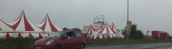 Cirque Nicolas Zavatta à Guérande