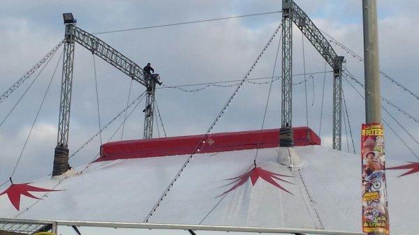 Le cirque de st Pétersbourg 1