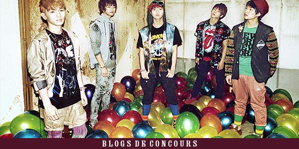 BLOGS CONCOURS