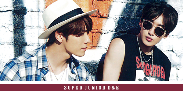 GROUPE - SUPER JUNIOR D&E