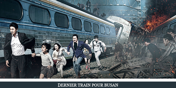AVIS - DERNIER TRAIN POUR BUSAN