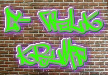 Crip-Walk Krumping