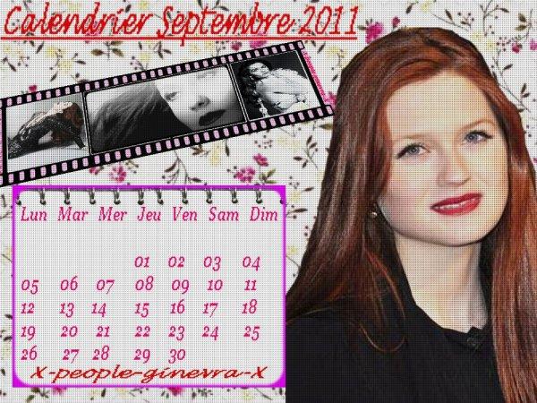Voici mon calendrier Septembre 2011  8-p