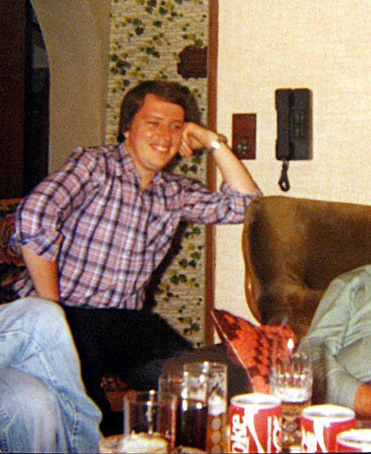 """Notre ami et journaliste """"GERARD"""" du journal régional de KOBLENZ (Allemagne) qui nous à fait d'exellents articles sur nos amitiés sincères """"FRANCE / ALLEMAGNE"""""""
