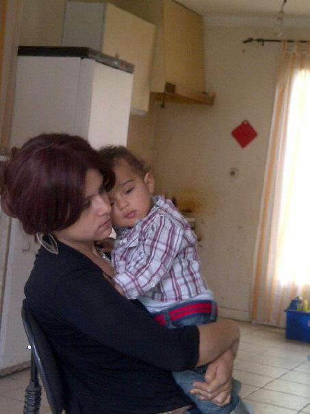 ma fille et son petit homme