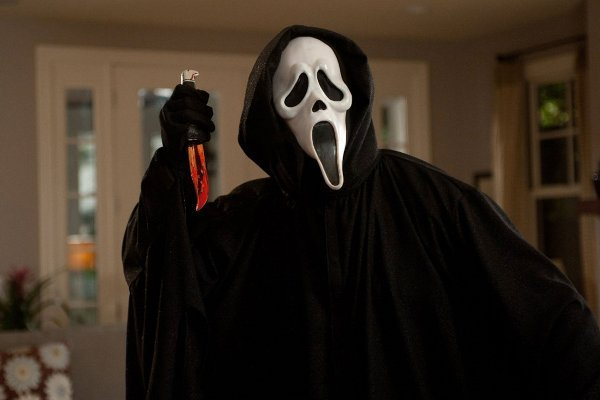 Scream 4 by Wes Craven