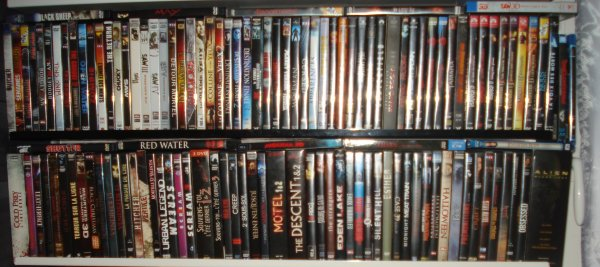 Ma collection dvd / blu-ray